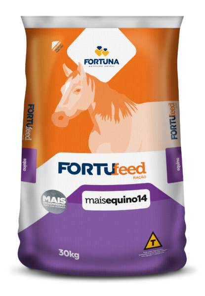Fortufeed Mais Equino-14